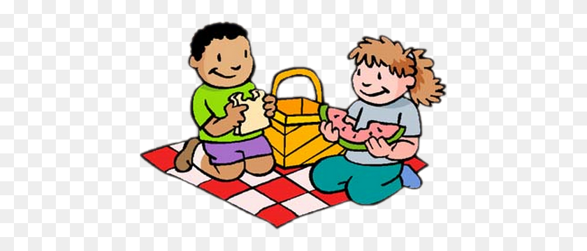 Summer Basket Avon Grove Library - Summer Picnic Clipart