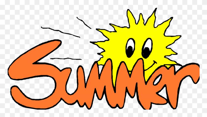 1024x547 Summer Clipart - Writing Clipart