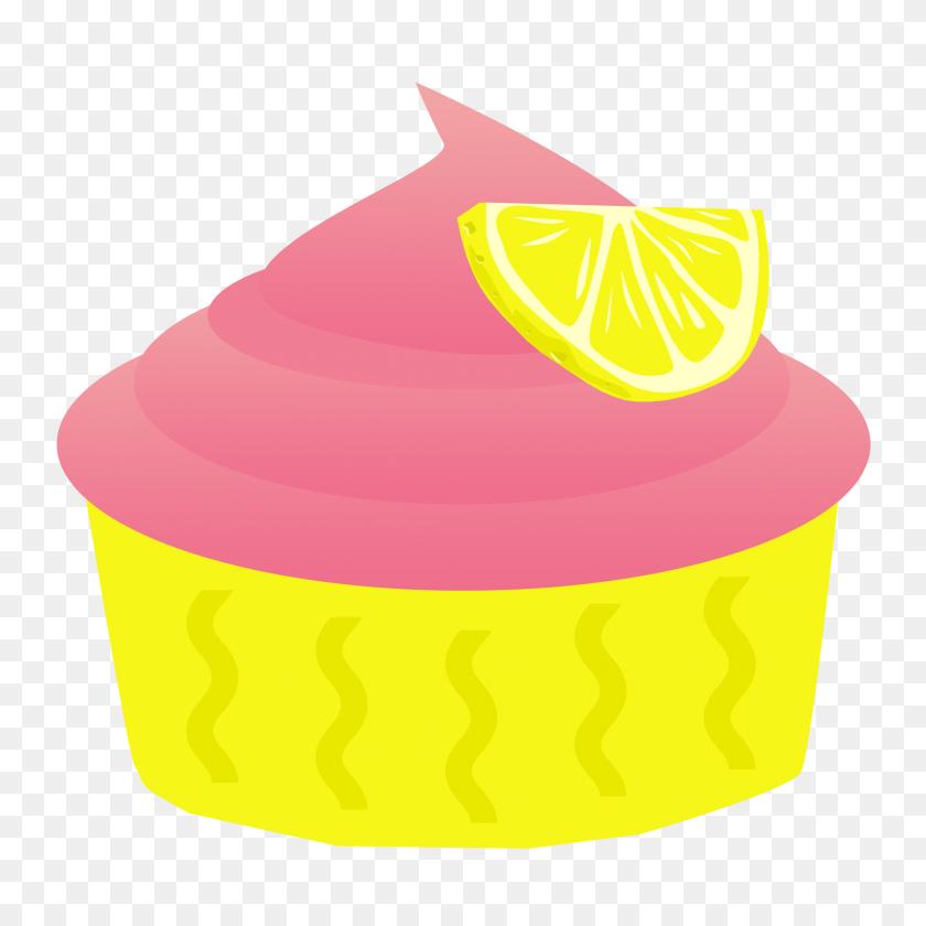Summer Clipart Cupcake - Summer Clipart Free
