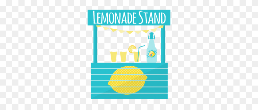 Summer Jobs For Kids Kids Email Blog - Lemonade Stand Clipart Free