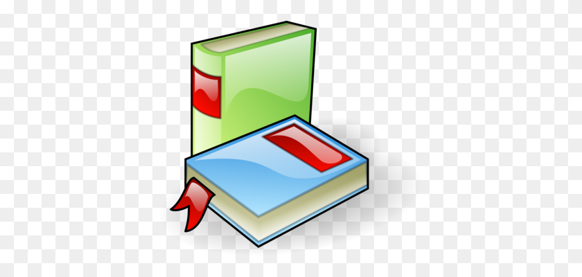 Summer Reading Challenge Book Library - Reading Book Clip Art