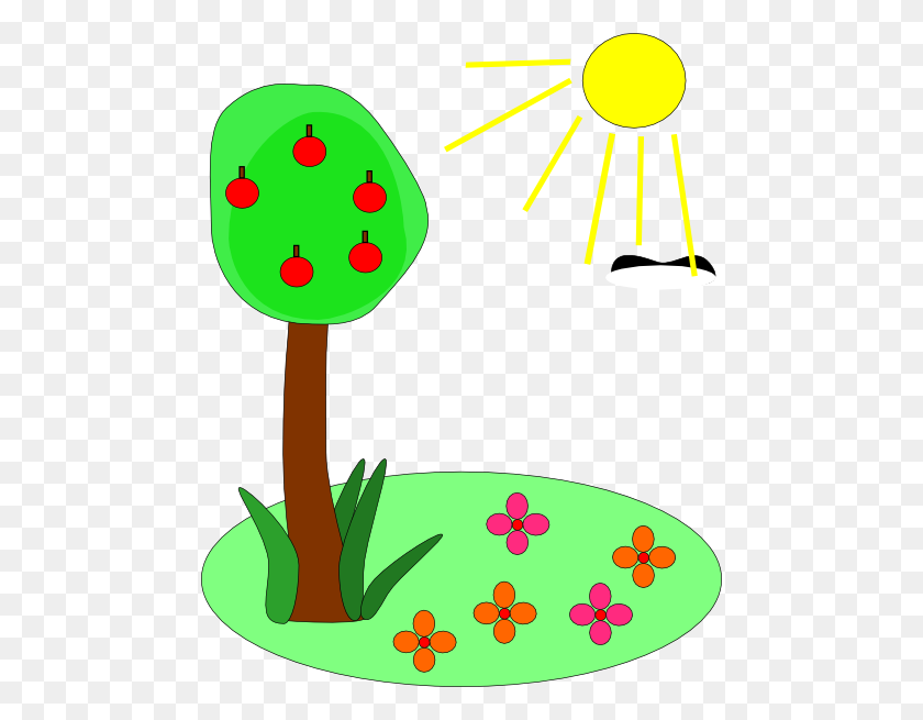 Summer Scenes Clip Art - Manger Scene Clipart
