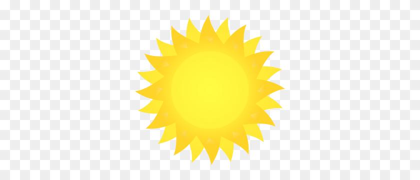 Sun - Yellow Sun Clipart