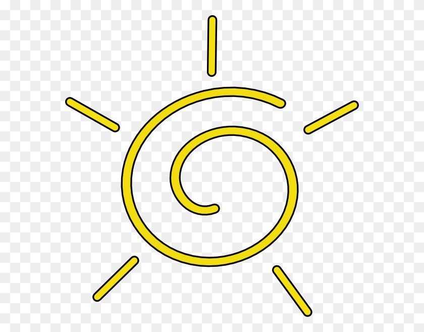Sun Clip Art - Ray Of Sunshine Clipart