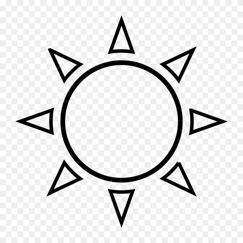 Sun Clip Art Black And White Family Clipart - Volleyball Clipart Black And White
