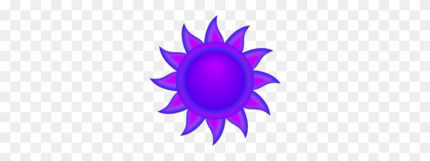 Sun Clipart Decorative - Moon And Sun Clipart