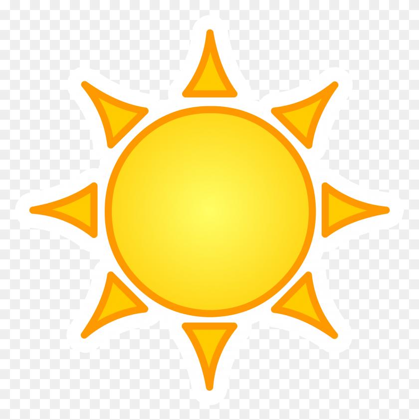 Sun Clipart For Kids Png Station Cartoon Winging - Sun Cartoon PNG