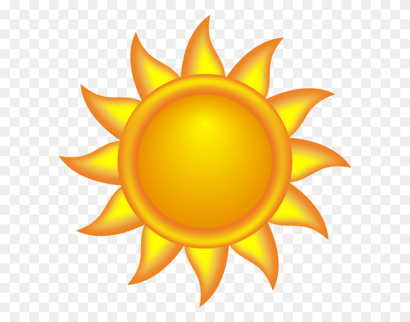Sun Clipart Png - Sunrays PNG