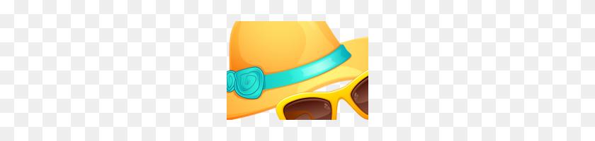 Sun Hat Clipart Straw Hat Sun Hat Cowboy Hat Clip Art Straw Hat - Straw Hat Clipart
