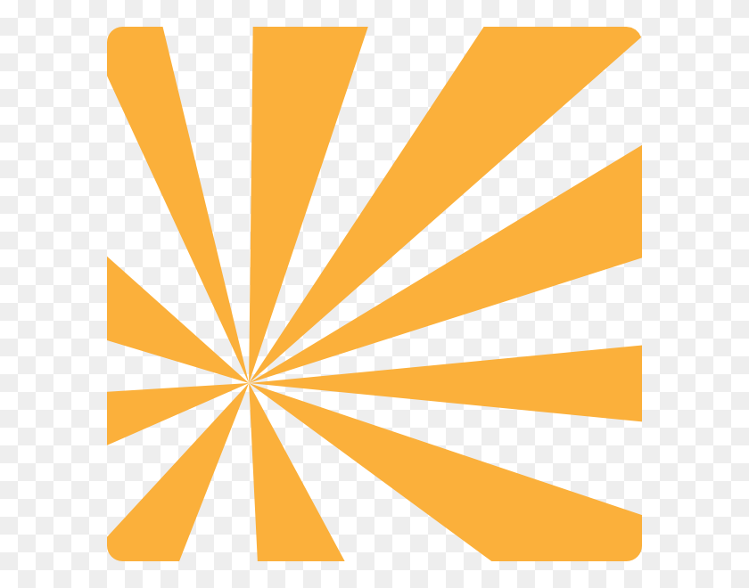 Sun Rays Clipart - Sunrays PNG