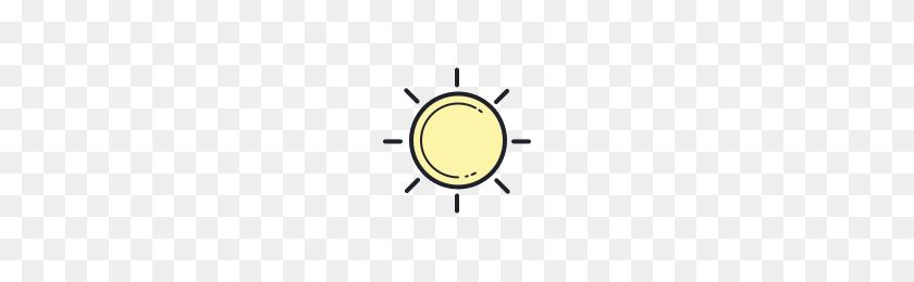 Sun Rays Icons - Sunrays PNG