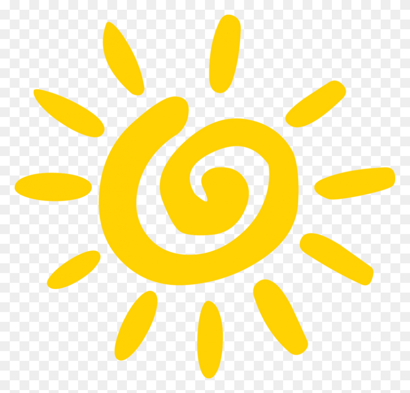 Sun Transparent Background - Happy Sun PNG