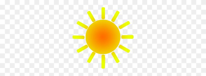 Sun With Transparent Bg - Sun Cartoon PNG