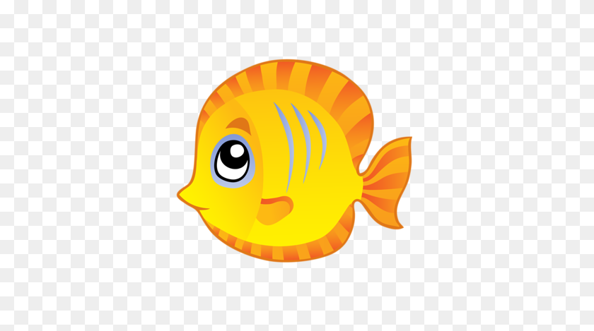 Sunfish Rock Painting Sea, Fish And Sea Creatures - Sea Life Clipart