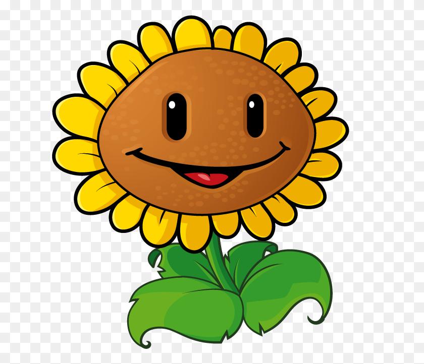 Sunflower Free Sunflower Clipart Free Download Clip Art - Pollen Clipart