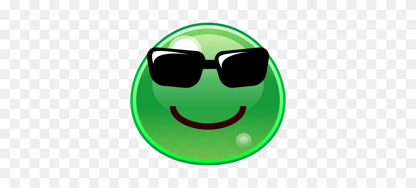 Sunglasses - Sunglasses Emoji Clipart