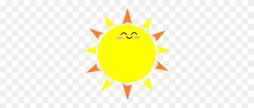Sunrise Clipart Happy Sun - Sunrise Clipart