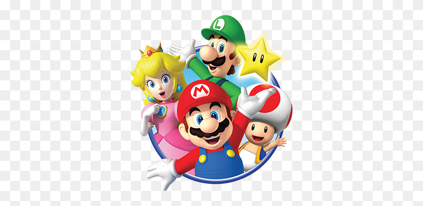 Super Mario Bros - Super Mario Bros PNG