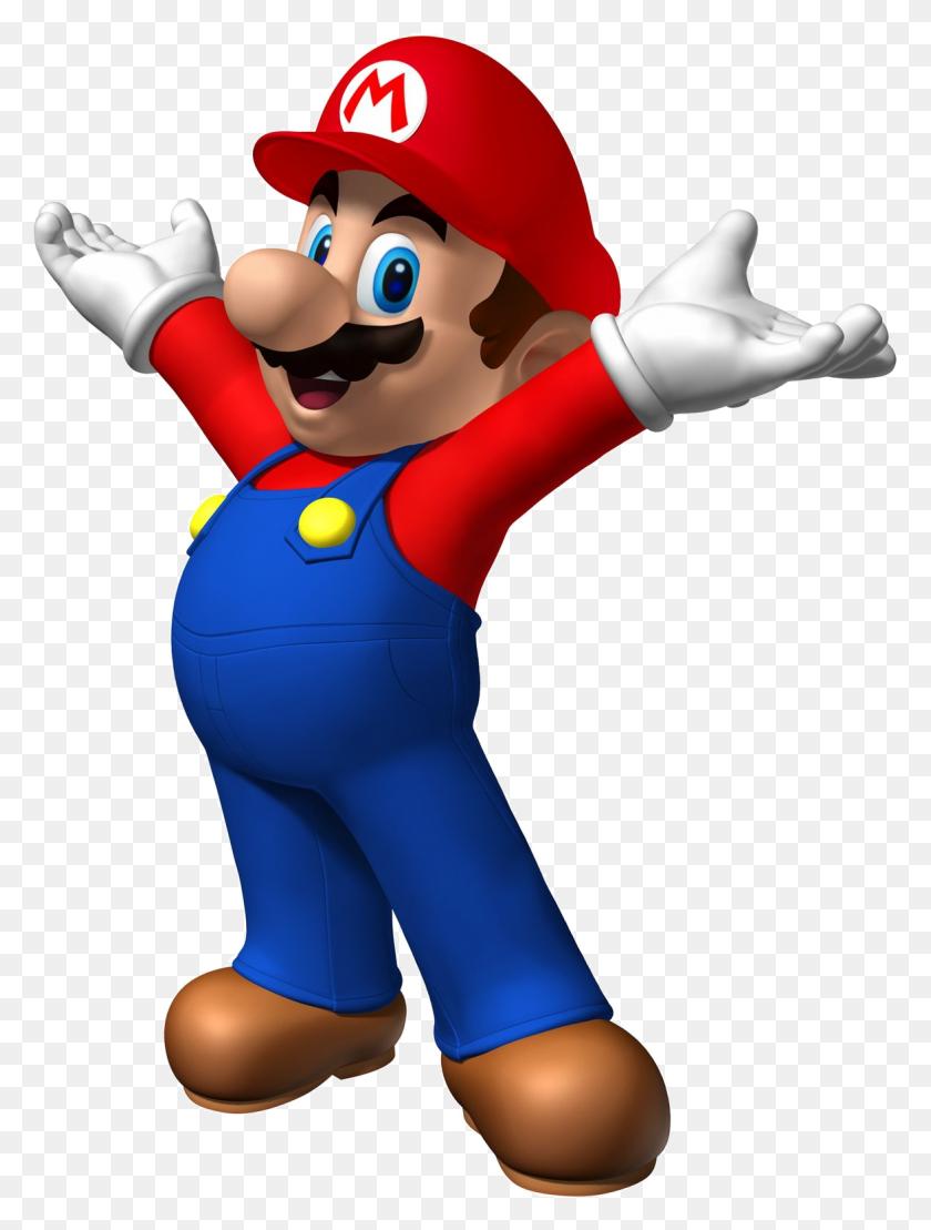 Super Mario Clipart Italian - Italian Chef Clipart