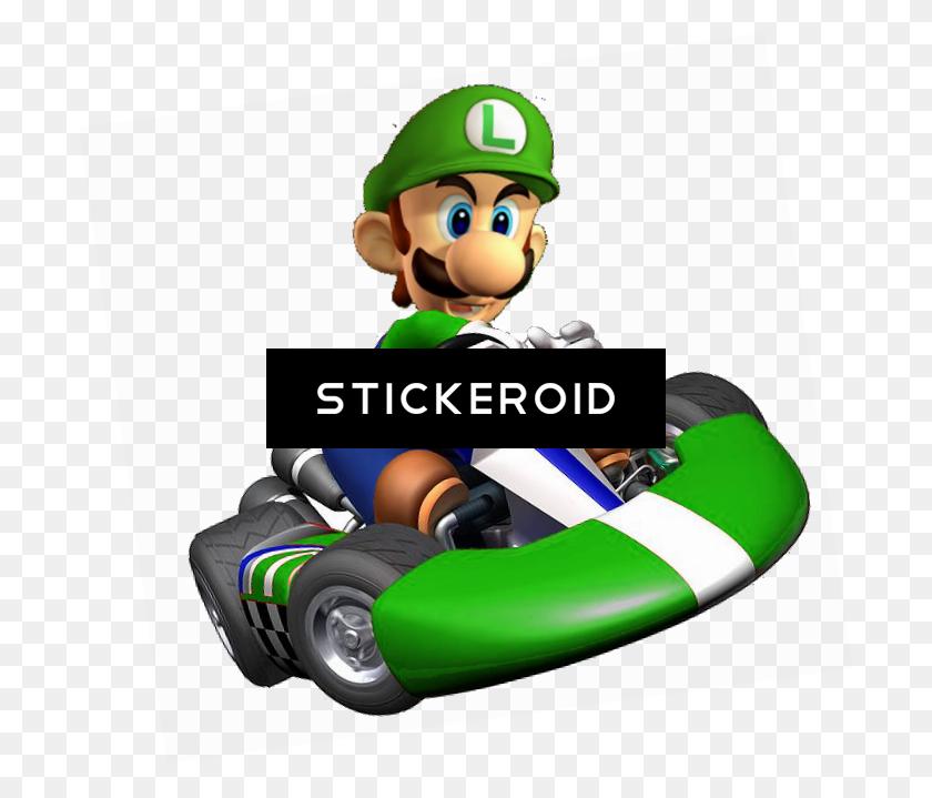 Mario Kart Stickers Line Stickers Line Store - Mario Kart
