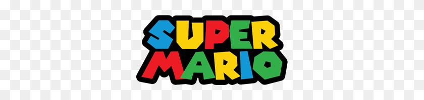 Image Super Mario Logo Png Stunning Free Transparent Png