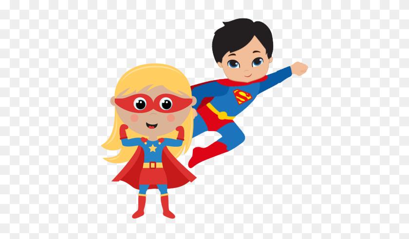 Superhero Boy And Girl Clipart Clip Art Images - Superhero Girl Clipart