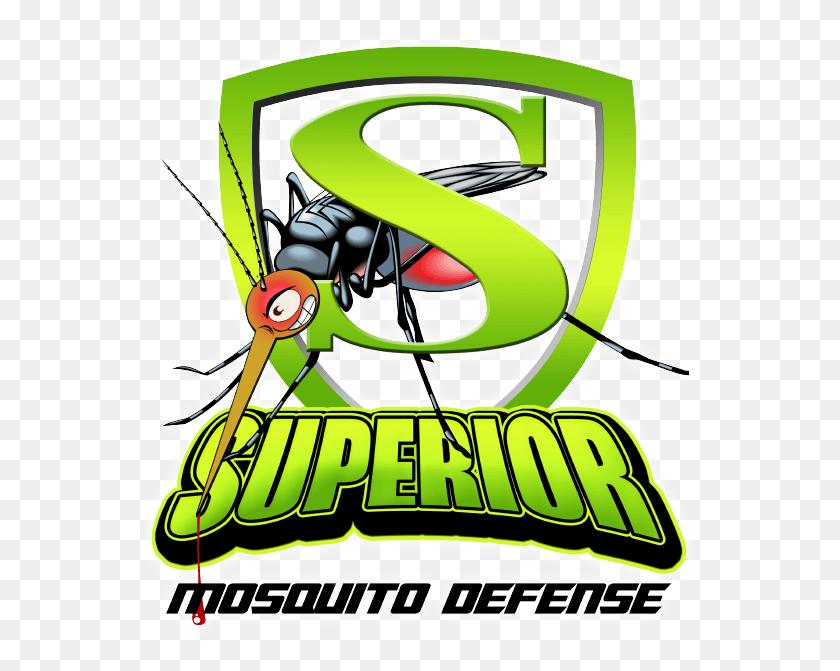 Superior Mosquito Defense Mosquito Control, Flea Spray For Yard - Mosquito Clipart