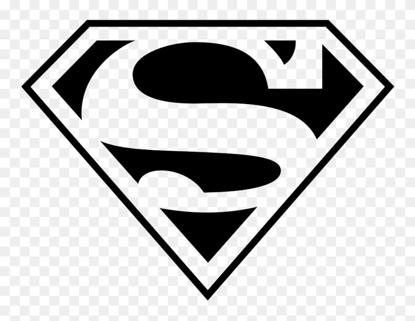 1024x777 Superman Logo Png Hd - Logo PNG