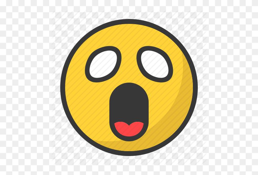 Surprised Emoji Png The Emoji - Shocked Emoji PNG
