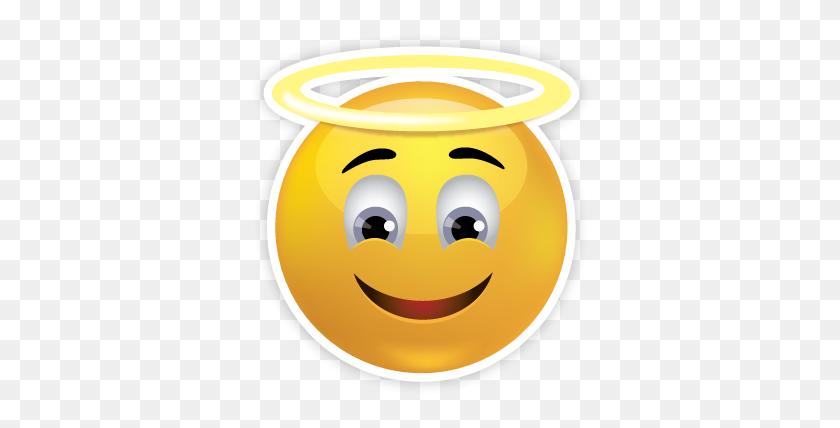Sweet Angel Face Emoji Smiley Clipart Best Clipart Best Smileys - Shocked Emoji PNG