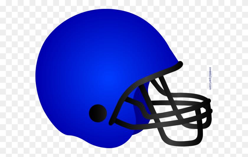 Sweet Clip Art - Football Helmet Clipart Black And White