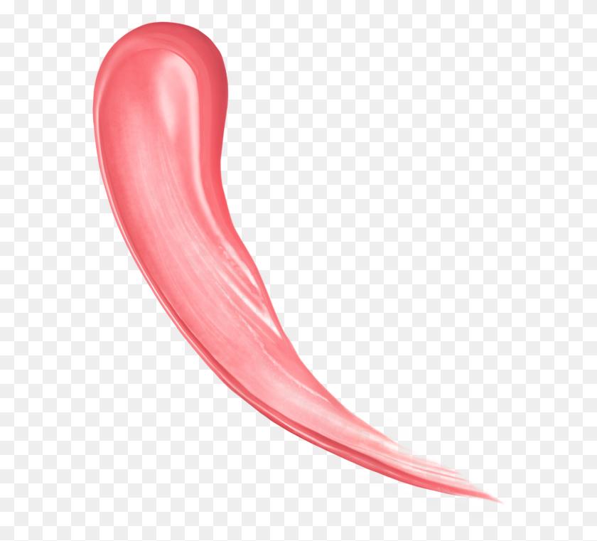 Sweet Peach Lip Gloss - Lip Gloss Clipart