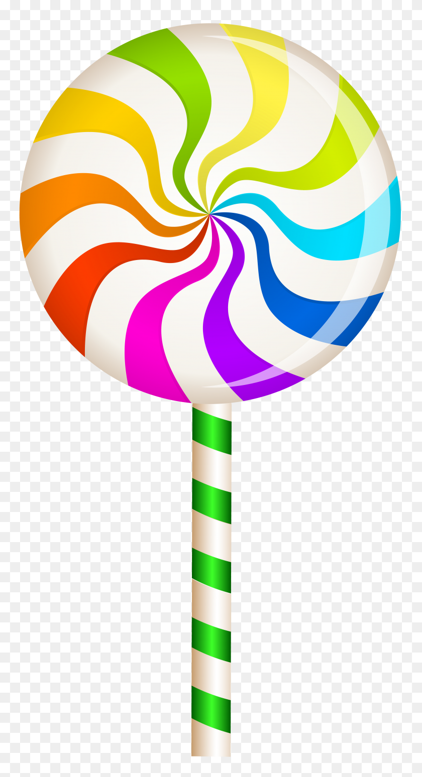 Sweets Lollipop Clipart, Explore Pictures - Sweet Treats Clipart