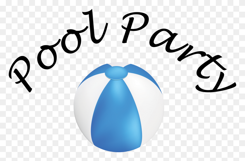 Swim Parties - Swim Party Clip Art