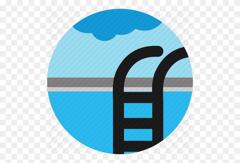 Swimming Pool Icon - Swimming Pool PNG