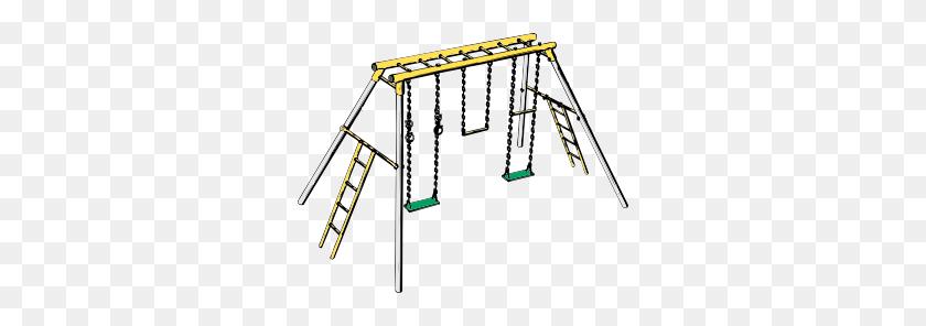 Swing Set Clip Art - Swing Clipart