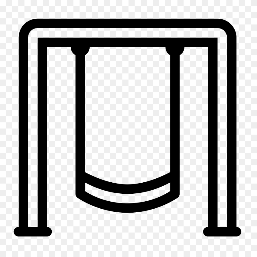 Swingset Icon - Swing PNG