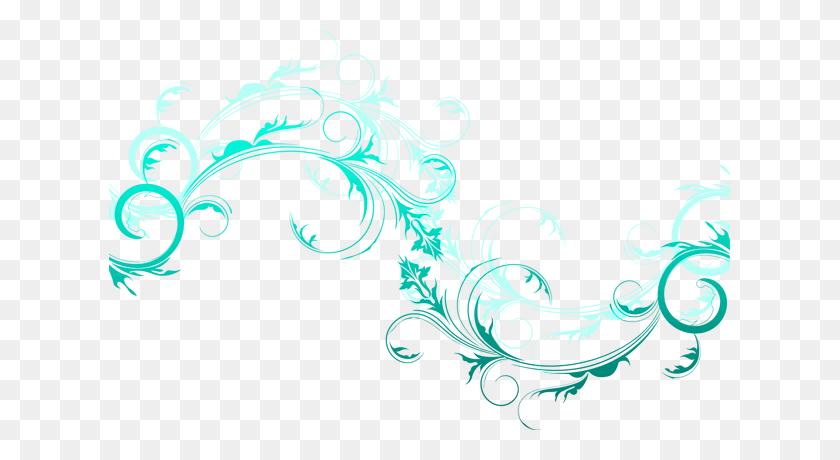 Swirl Divider Png - PNG Divider
