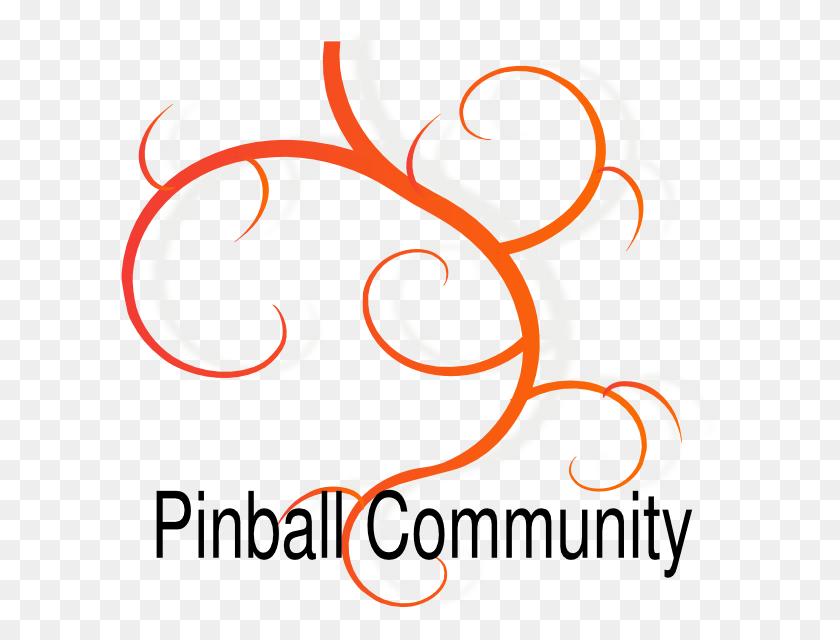 Swirl Swirl Swirl Clip Art - Pinball Clipart