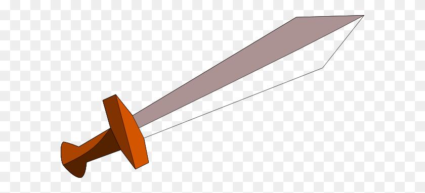 600x322 Sword Clip Art - Longsword Clipart