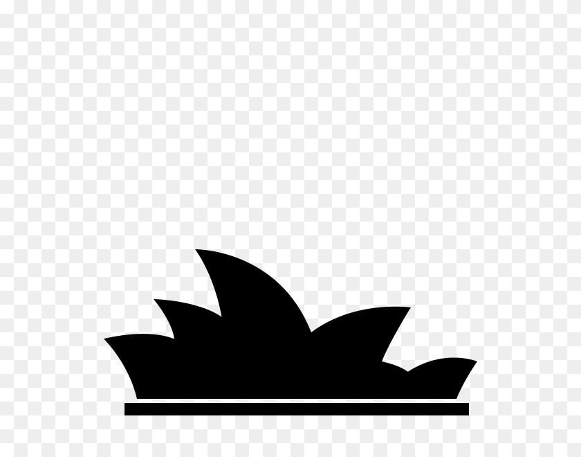 600x600 Sydney Rubber Stamps Stampmore - Sydney Opera House Clipart