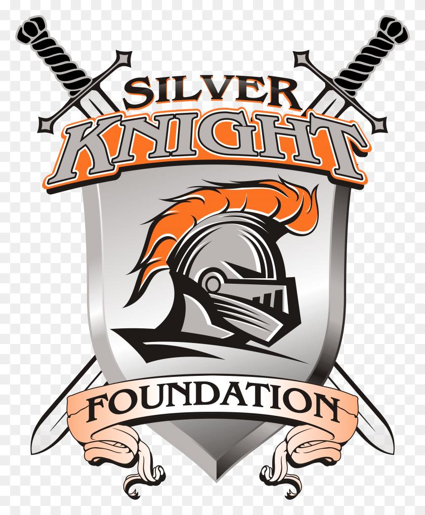 Syracuse Silver Knights Silver Knight Foundation Logo - Knights Logo PNG