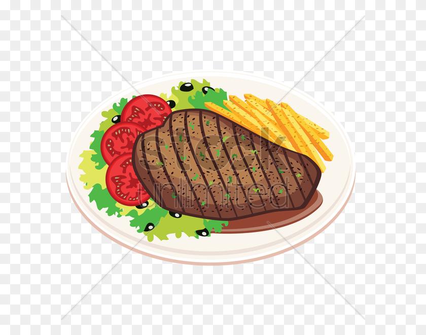 600x600 T Bone Steak Clipart - T Bone Clipart