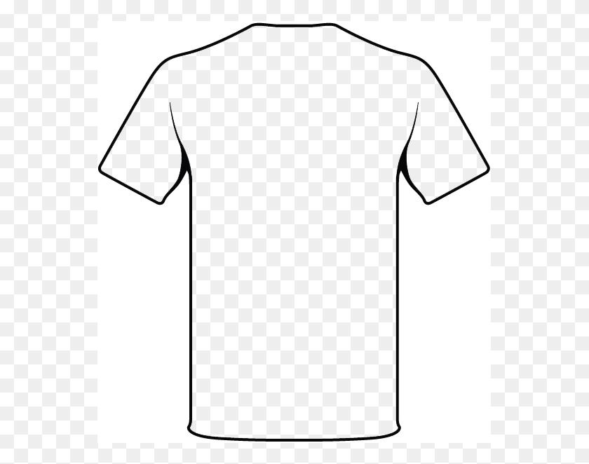 561x602 T Shirt Maker - T Shirt Template PNG