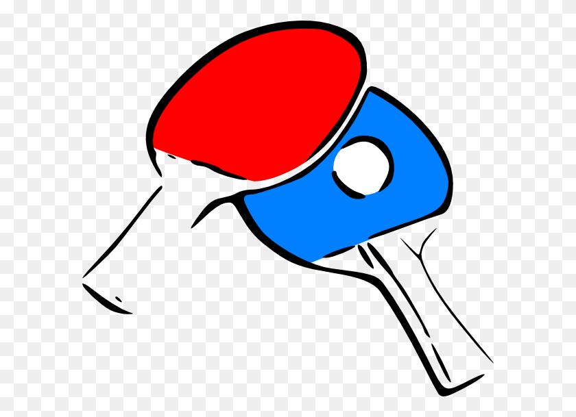 600x549 Table Tennis Clip Art Clip Art - Table Tennis Clipart