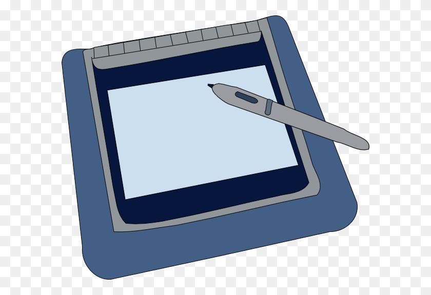 Tablet Clip Art - Tablet Clipart