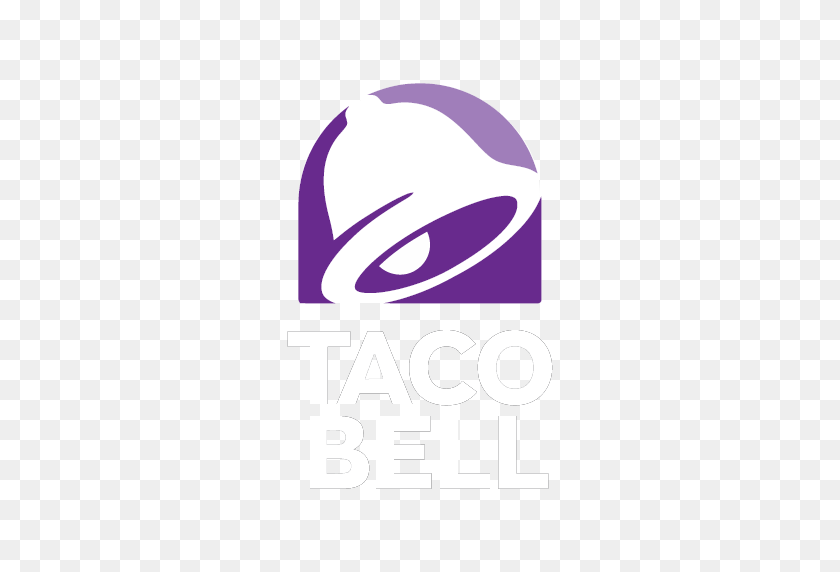 512x512 Taco Bell - Taco Bell Logo PNG