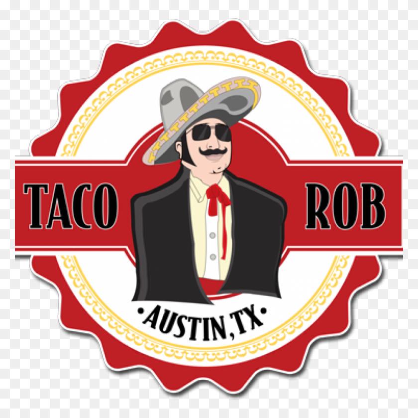 1000x1000 Taco Rob - Taco Tuesday PNG