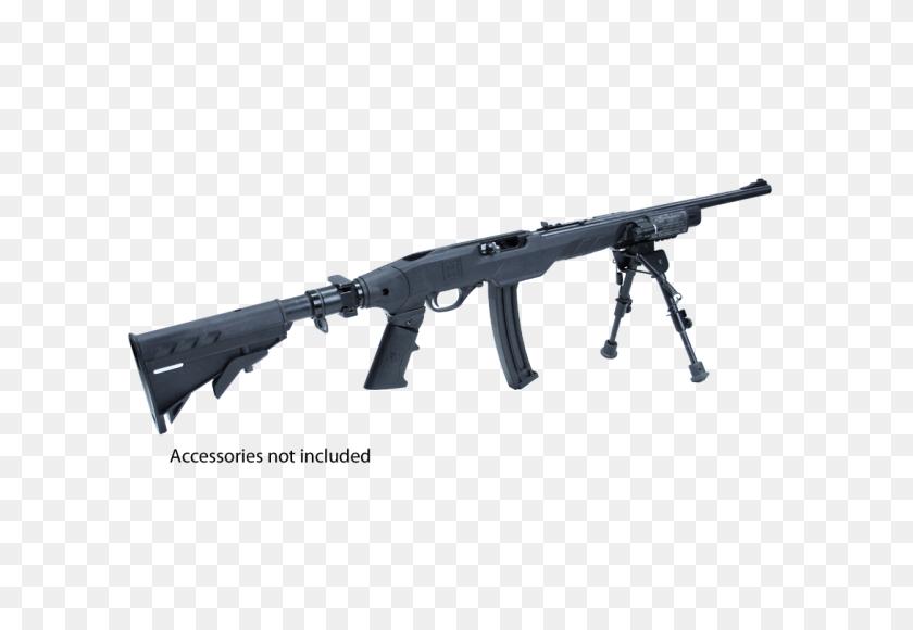 Tactical Ar Style Marlin Stock - Ar 15 PNG
