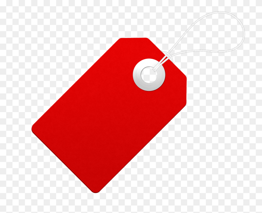 Tag Png Transparent Tag Images - Red Tag PNG